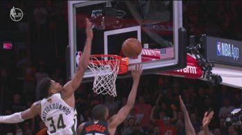 NBA, stoppata Antetokounmpo_1018432