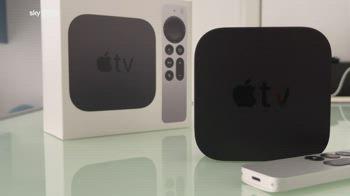 ++NOW Nuova Apple Tv 4K, la televisione secondo Apple