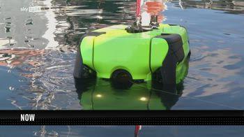 ++NOW I droni Saipem e il futuro delle attivit� in mare