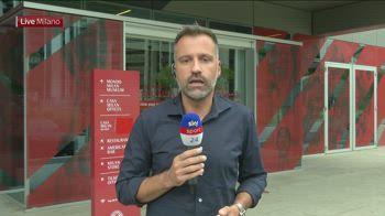 WARN! - Milan, Giroud ha firmato: ha scelto la numero 9