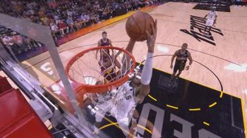 NBA Finals, 32 punti per Giannis Antetokounmpo in gara-5