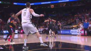 NBA Finals, i 13 assist di Holiday in gara-6 contro Phoenix
