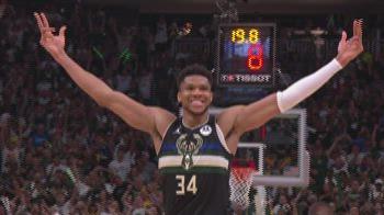 NBA Highlights: Milwaukee-Phoenix 105-98, gara-6