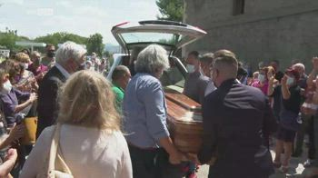 Libero De Rienzo, funerale pubblico in Irpinia