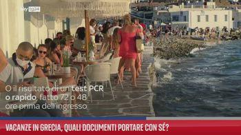 fl vacanze Grecia quali documenti portare