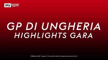 Formula 1, Gp di Ungheria: video e highlights