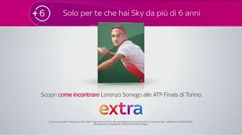 Extra Lorenzo Sonego ATP Finals