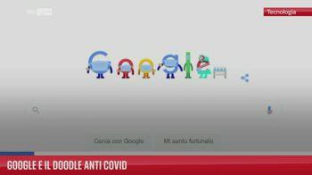 Google e il doodle anti Covid