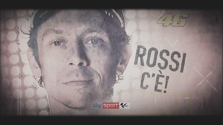 Il ritiro di Valentino Rossi