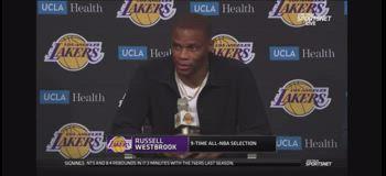 NBA, Westbrook e il ricordo di Kobe Bryant