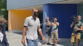 Inter, Dzeko al Coni per l'idoneità