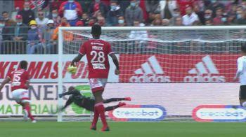 Brest-Rennes 1-1, gol e highlights