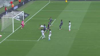 Bordeaux-Angers 1-1, gol e highlights