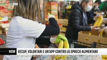 Recup, volontari e un'app contro lo spreco alimentare