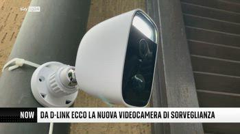 D-Link, ecco la nuova videocamera di sorveglianza