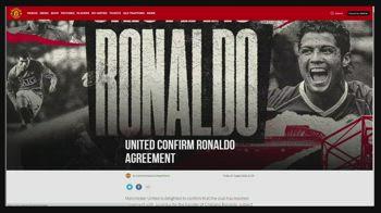 WARN! - Lo United annuncia il ritorno di ronaldo