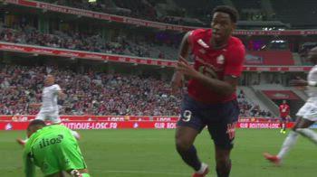Lille-Montpellier 2-1, gol e highlights