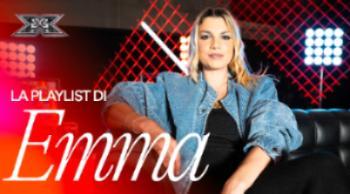 #XF2021: La playlist di Emma