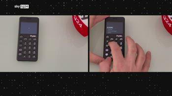 ++NOW9SET Punkt MP02, un cellulare da usare solo per telefonare