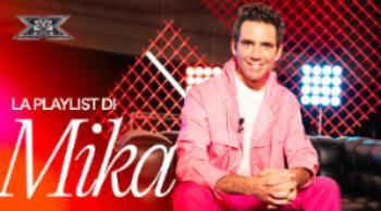 #XF2021: la playlist di Mika