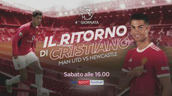 CLIP IL RITORNO DI CRISTIANO PRL0242