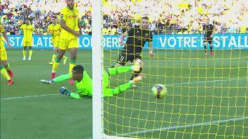 Nantes-Nizza 0-2, gol e highlights