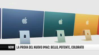 ++NOW La prova del nuovo iMac: bello, potente, colorato
