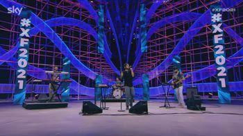 La forte sinergia dei Westfalia sul palco di X Factor 2021
