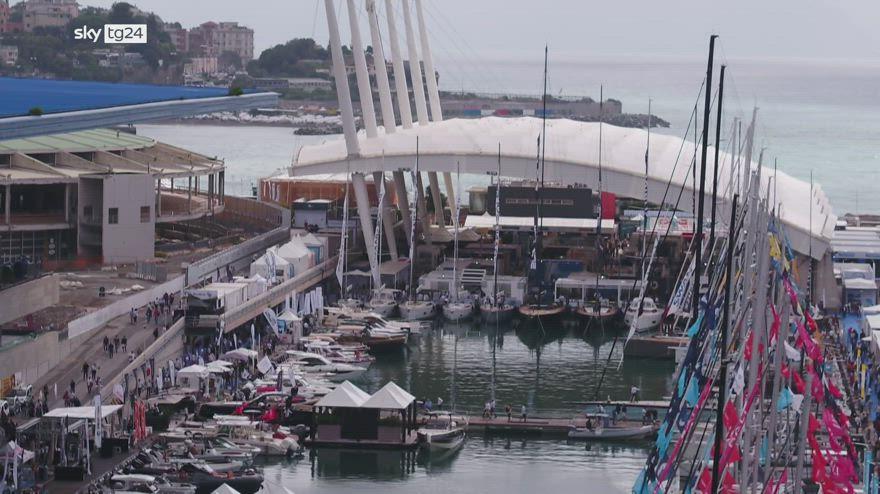 Genova, inaugurato il 61° Salone Nautico Internazionale