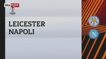 Europa League, Leicester-Napoli 2-2: video, gol e highlights