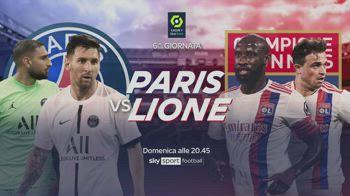 CLIP PSG VS LIONE APP DOMENICA_5341360
