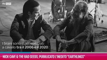 """VIDEO Nick Cave & the Bad Seeds, l'inedito """"Earthlings"""""""