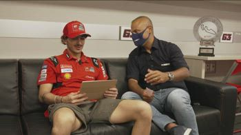 WARN! - INTV BAGNAIA (canale 208) alle 14:30