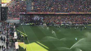 lens lille invasione tifosi scontri ligue 1