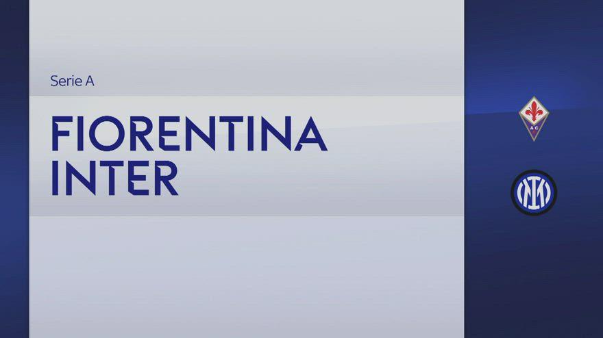 Fiorentina-Inter 1-3, gol e highlights