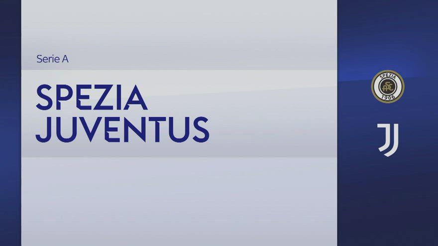 Spezia-Juventus 2-3: gol e highlights