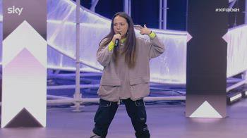 """""""Bam Bam"""" di Etta colpisce i giudici di X Factor 2021"""