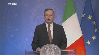 Draghi all'Onu, intervento nel segno del multilateralismo