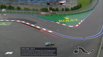 f1 canale 207 ore 10.43 track limits circuito gp russia