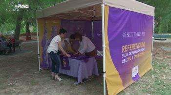 San Marino, si vota per legalizzare l'aborto
