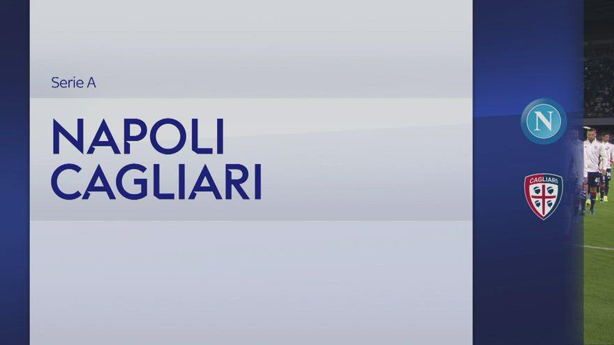 Napoli-Cagliari 2-0: gol e highlights