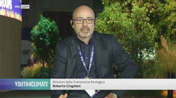 Sviluppo sostenibile e digitale: l'incontro su Sky con Cingolani