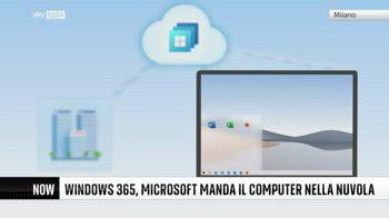++NOW Windows 365, Microsoft manda il computer nella nuvola