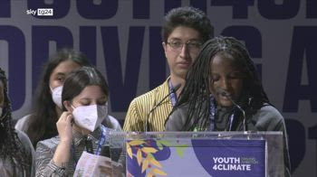 youth4climate, giovani presentano documento