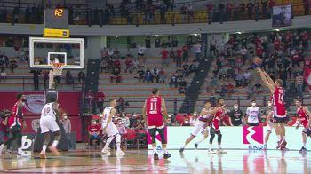 Olympiacos-Baskonia 75-50, gli highlights