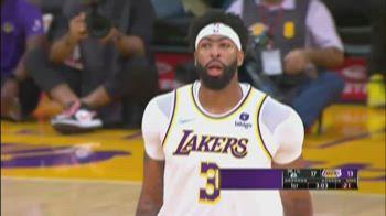 Preseason NBA: Brooklyn Nets-L.A. Lakers 97-123