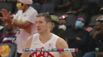 Preseason NBA: Toronto-Philadelphia 123-107