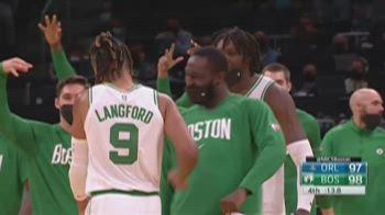 Preseason NBA: Boston-Orlando 98-97
