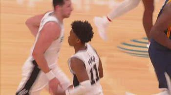 Preseason NBA: San Antonio-Utah 111-85