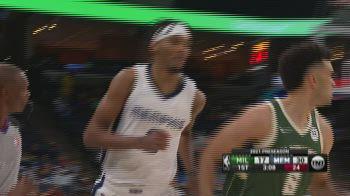 Preseason NBA: Memphis-Milwaukee 87-77